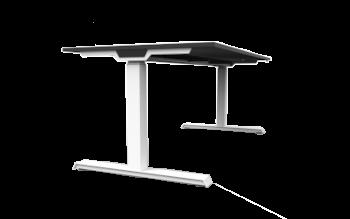 gsm-sella Steh-Sitz-Arbeitstisch