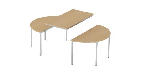 gsm-sella Tische Einhängeplatten